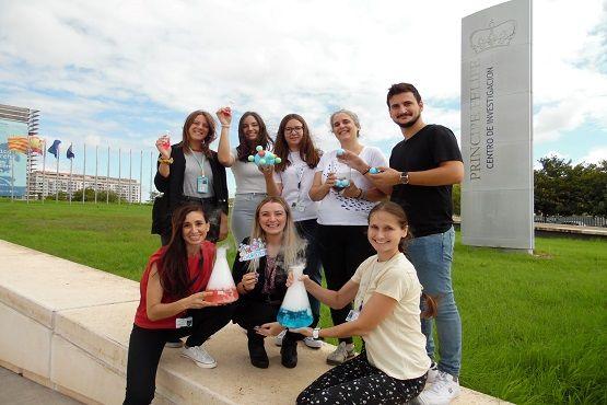 La Ciutat de les Arts i les Ciències celebra el Día de la Cultura Científica con talleres gratuitos el próximo 28 de septiembre