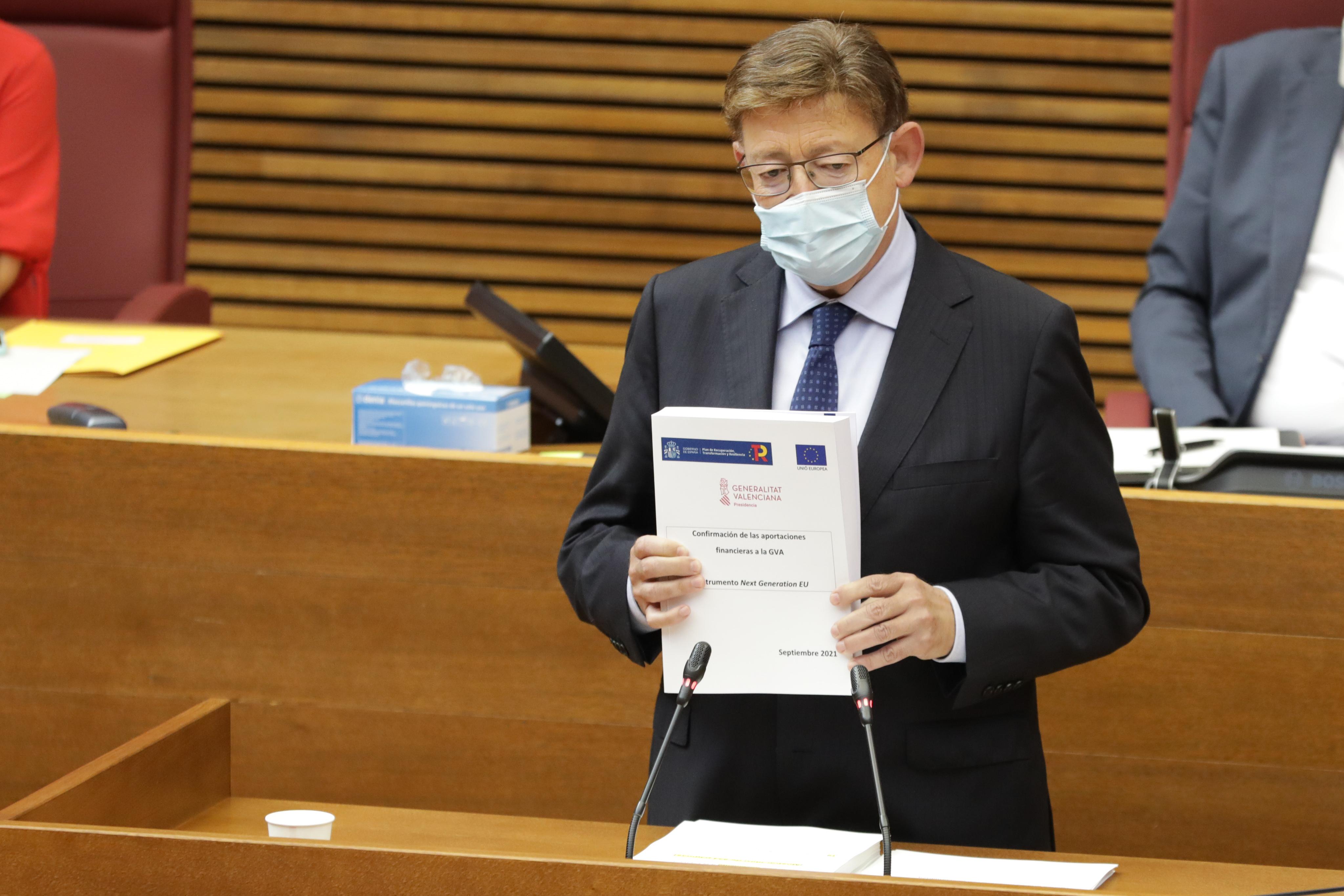 Ximo Puig anuncia el fin de las principales restricciones por la COVID-...