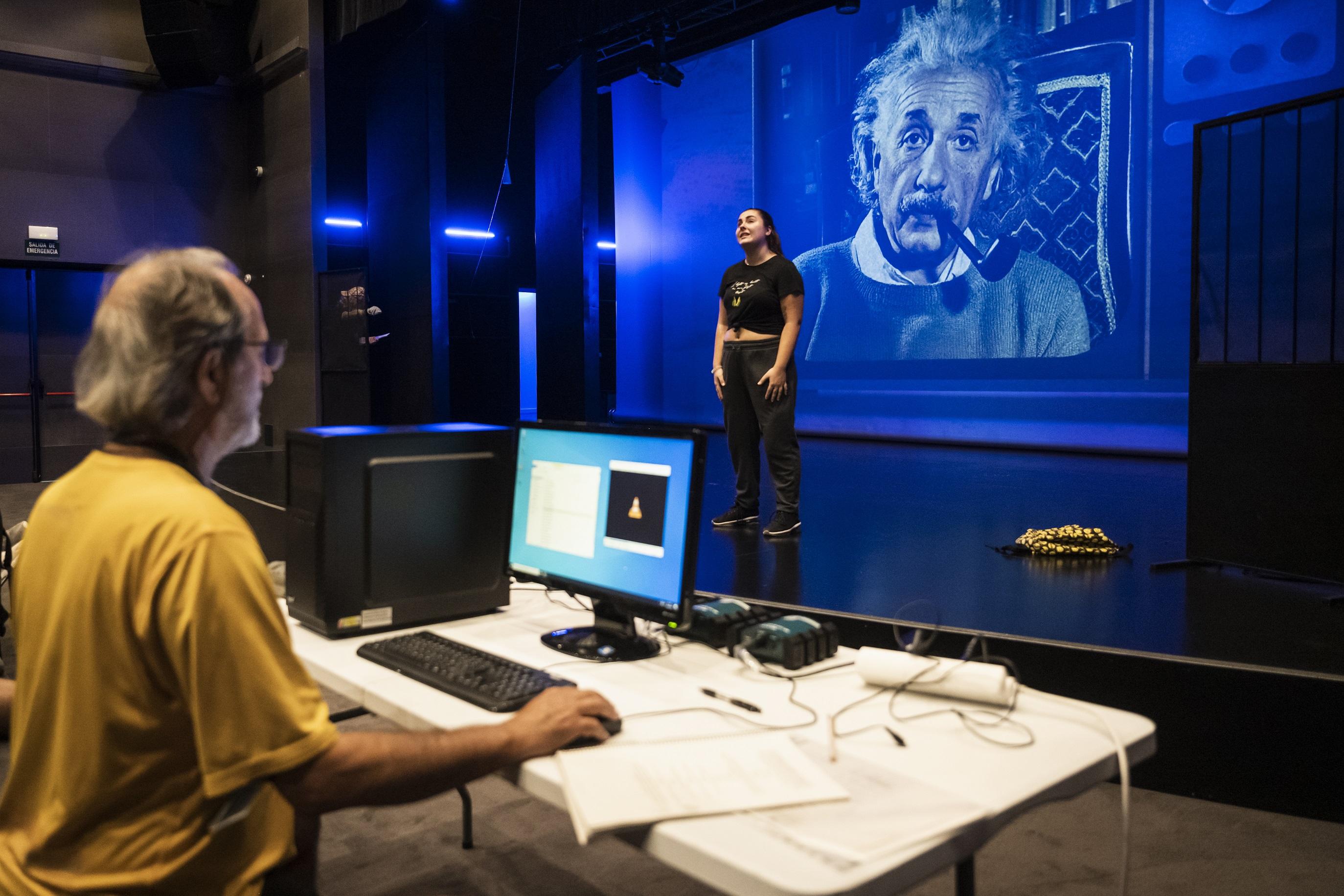 """El musical científic """"Ramona i Cajal"""" es representarà al Museu de les Ciències a partir del 25 d""""octubre"""
