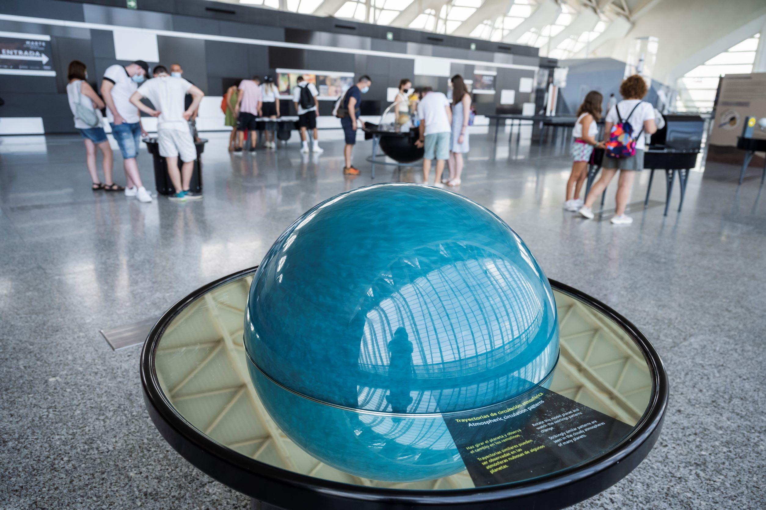 La Ciutat de les Arts i les Ciències roza las 50.000 entradas vendidas en el Puente del Pilar
