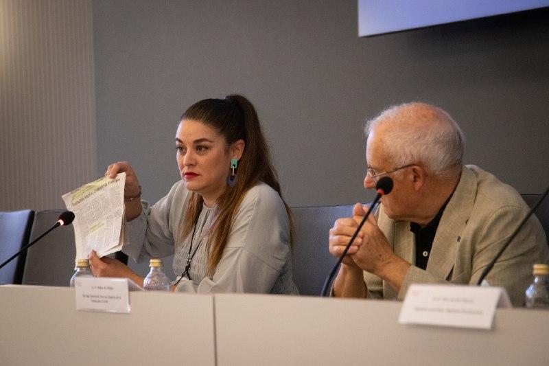 """Mollà crida a actuar de manera urgent per a frenar l""""avanç de la desertificació al Mediterrani"""