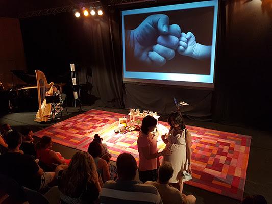 """L""""Auditori presenta el concert de Lina & Raül Refree i un taller musical per a famílies que esperen un bebé"""