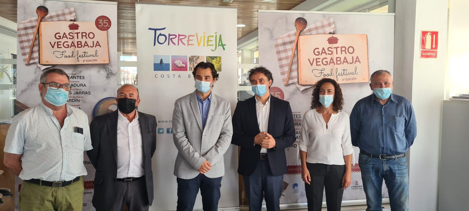 """Turisme destina 85.000 euros para consolidar Torrevieja y la comarca de la Vega Baja """"como un destino turístico y gastronómico de calidad"""""""