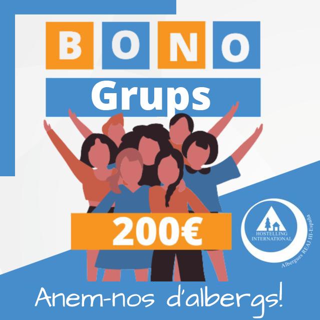 """El IVAJ difunde la campaña """"Bonos Albergues REAJ"""" que ofrece 800 bonos para su consumo en albergues de la red"""