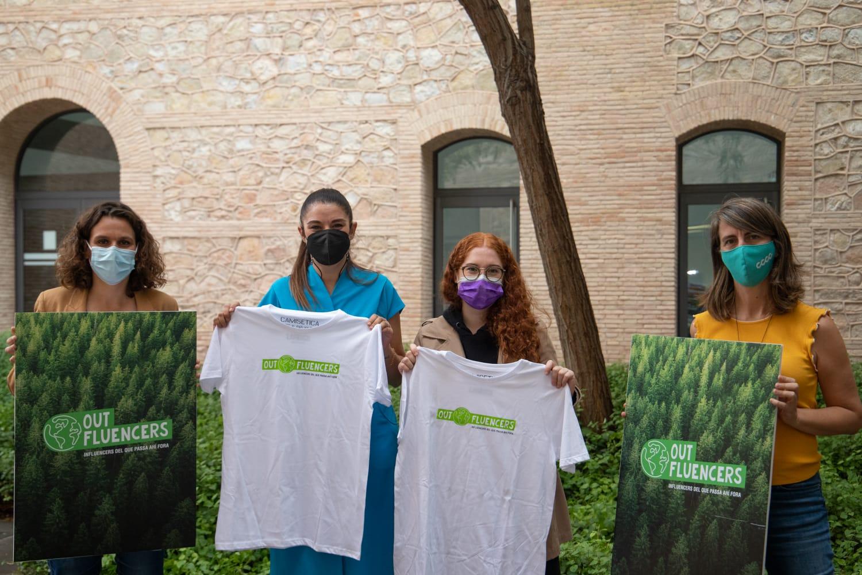 """Emergencia Climática anima a convertirse en """"outfluencers"""" como personas embajadoras reales contra el cambio climático"""
